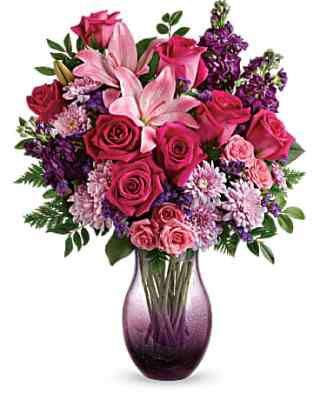 $75 Teleflora LoveOutLoud Love Makes a Mom Giveaway Ends 5/5