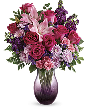 Teleflora Mother's Day Giveaway ~ 1 Winner ~ $75 Teleflora Gift Card (Ends 5/06) #LoveOutLoud @Teleflora - Heart Divider