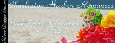 Charleston Harbor Romances Book Tour & $25Amazon Giveaway 5/15 – 5/29