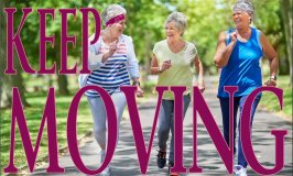 Weight Watchers Freestyle Week 16 – Keep Moving