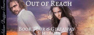Out of Reach Book Tour & Jaguar Sculpture Giveaway 5/24 - 6/24