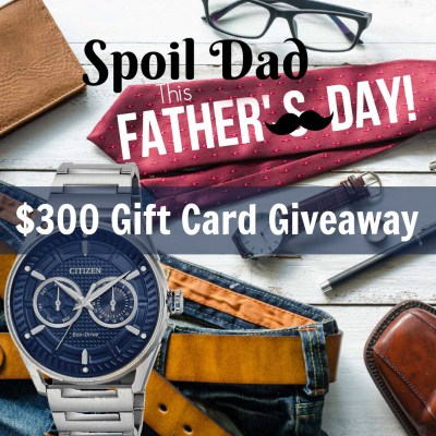 Great Deals on Gifts For Father's Day + $300 My Gift Stop Giveaway Ends 6/29