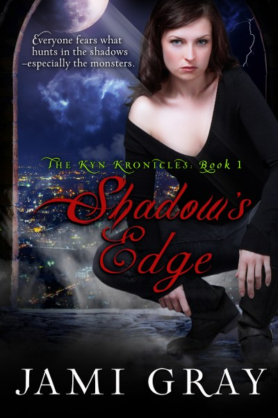 The Kyn Kronicles 1 - Shadow's Edge