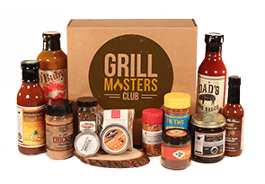 When this Dads Love Grill Masters Giveaway ends two winners will each receive a one-month subscription from Grill Masters Club.