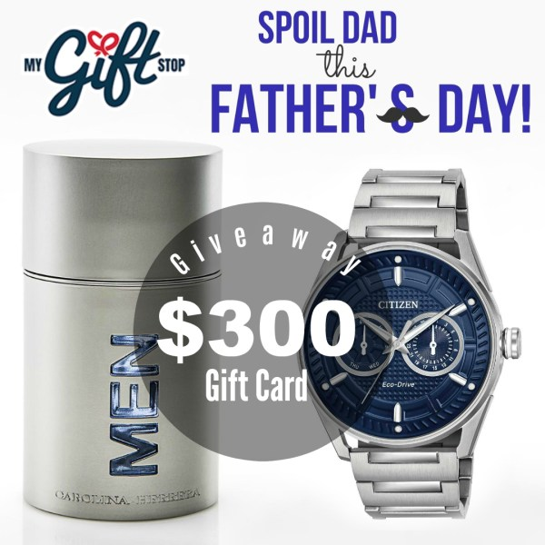 Great Deals on Gifts For Father's Day + $300 Last Minute Shopping Giveaway Ends 6/29 #giveaway #fathersday #watches #mygiftstop