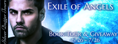 $20 Amazon Giveaway & Exile of Angels Book Tour