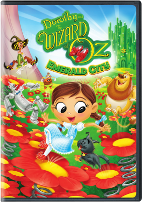 Dorothy and the Wizard of Oz DVD Emerald City S1 V2