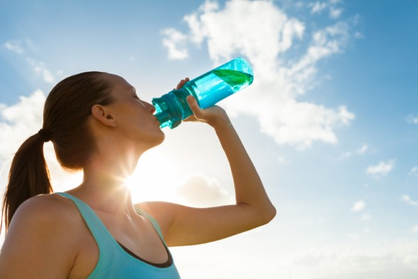 Weight Watchers Freestyle Week 18 – Exercise In The Summer Heat - Drink Water Stay Hydrated