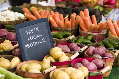 Weight Watchers Get Healthy Freestyle Journey – Week 19 Benefits of Shopping Farmer's Market - Farmer's Market Fresh Local Produce