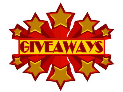 GIVEAWAYS TO ENTER