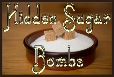 Weight Watchers Get Healthy Freestyle Journey – Week 20 - Hidden Sugar Bombs Uncovered - Brown Sugar Cubes and White Sugar in a Bowl Hidden Sugar Bombs