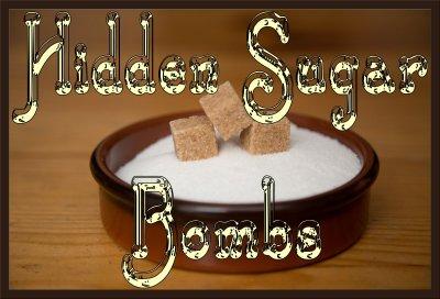 Weight Watchers Get Healthy Freestyle Journey – Week 20 - Hidden Sugar Bombs Uncovered - Brown Sugar Cubes and White Sugar in a Bowl Hidden Sugar Bombs