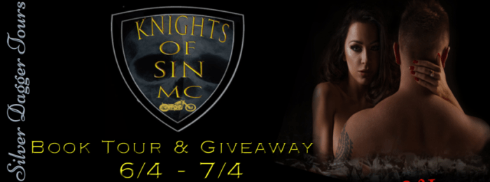 Knights of Sin MC Book Tour & $20 Amazon Giveaway