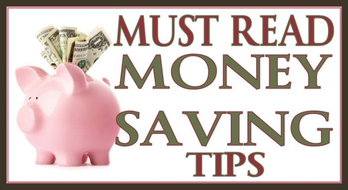 Love Saving Money? Don't Miss this MUST READ! MONEY SAVING TIPS Post - It can be difficult to figure out ways to save money and how to best use your savings.Some of these suggestions take just a few minutes, while others require a bit of regular effort. #Save #Saving #SavingMoney #Money #Tips #SaveMoney #MoneySavingTips