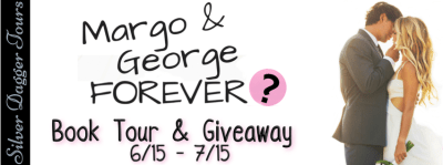 $25 Amazon Giveaway and Margo & George Forever? Book Tour 6/15 – 7/15