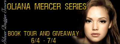 Oliana Mercer Series Book Tour & $25 Amazon Giveaway
