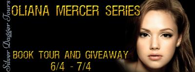 Oliana Mercer Series Book Tour & $25 Amazon Giveaway