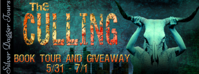 The Culling Book Tour & Swag Pack Giveaway