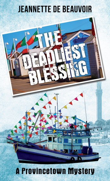 The Deadliest Blessing Book Tour & $20 Amazon Giveaway Cover