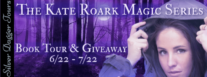 Enter to Win the $25 Amazon Giveaway & Check Out The Kate Roark Magic Series Book Tour