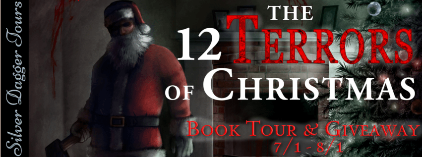 $10 Amazon Giveaway & The 12 Terrors of Christmas Book Tour