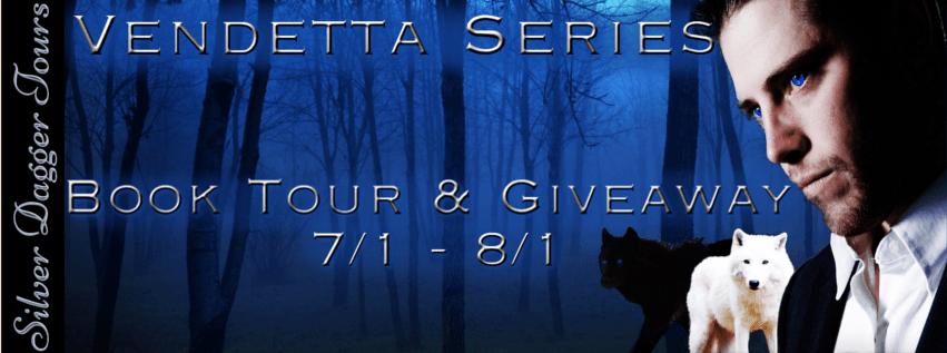 $10 Amazon Giveaway & Vendetta Series Book Tour