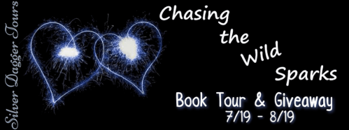 $15 Amazon Gift Card Giveaway & Chasing the Wild Sparks Book Tour Ends 8/19