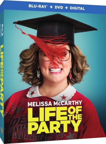 Own Life of the Party on Blu-ray and DVD August 7th or Own It NOW on Digital HD!