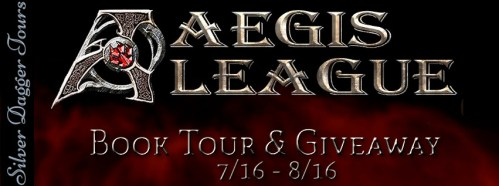 $50 Amazon Gift Card Giveaway & The Aegis Series Book Tour Ends 8/16
