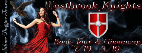 $10 Amazon Gift Card Swag Giveaway & Westbrook Knights Book Tour Ends 8/19