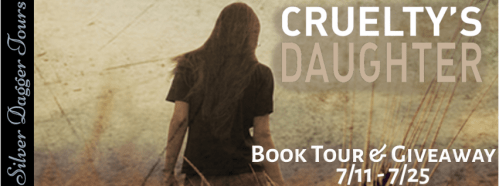 $10 Amazon Gift Card Giveaway & Cruelty's Daughter Book Tour ends 7/25