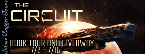 Win a $30 Amazon Gift Card! Giveaway & The Circuit Book Book Tour ends 7/16