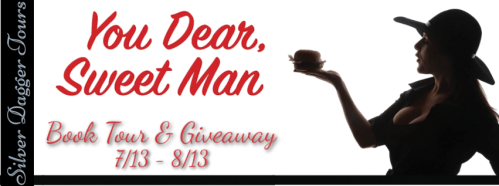 $10 Amazon Gift Card Giveaway & You Dear, Sweet Man Book Tour Ends 8/13