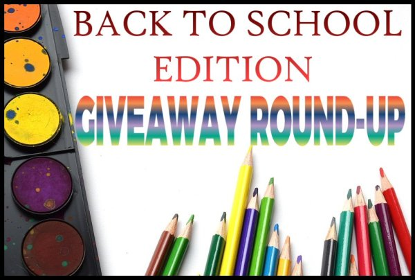Get Ready For Back To School With All These Giveaways, Sweepstakes, and Contests To Be Won On Our Monthly ROUNDUP #BackToSchool Edition #GIVEAWAYS #WINIT #WIN #PRIZES #WinningWednesday #WinItWednesday #Sweeps #Sweepstakes #BTS