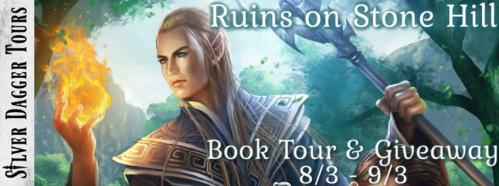 Ruins on Stone Hill Book Tour $25 Amazon Gift Card Giveaway Ends 9/3