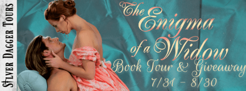 The Enigma of a Widow Book Tour $25 Amazon Gift Card Giveaway Ends 8/30