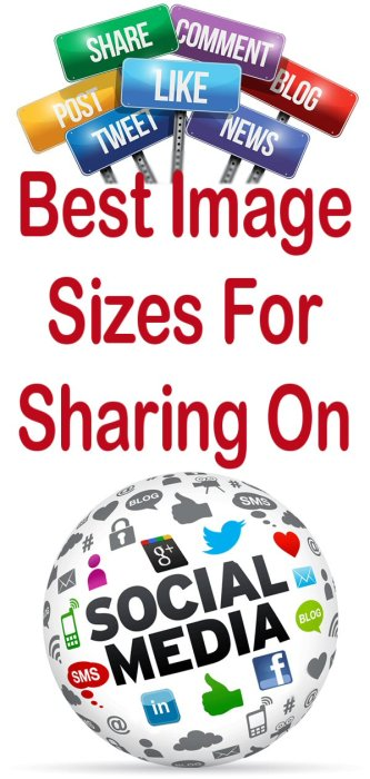 Best Image Sizes For Sharing On Social Media