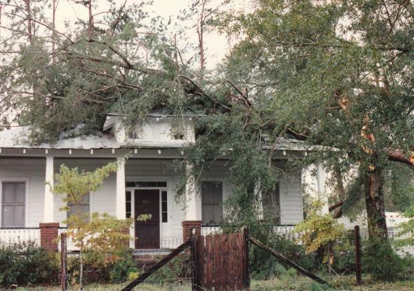 Hurricane Hugo Summerville SC