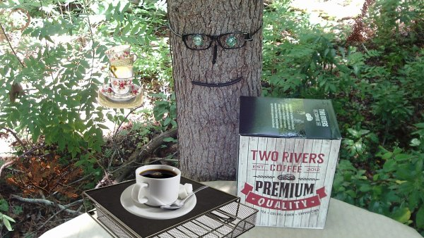 Two Rivers Coffee Hidden Images Giveaway