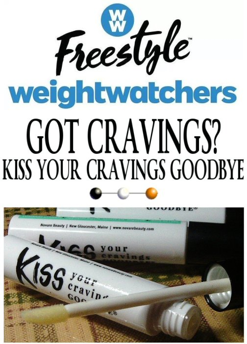 GOT CRAVINGS? Find out how to KISS YOUR CRAVINGS GOODBYE in this Weight Watchers' Freestyle Post #WWFreestyle #WeightWatchers #WeightLoss #Freestyle #Cravings #Tips #Review