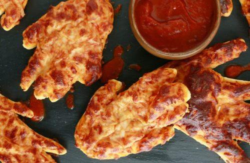 Creepy Pizza Hands