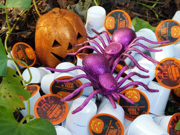 While your handing out candy this Halloween, remember that trick or treating isn't just for kids. Grab a box of Sinful Cinnamon for the grown-ups who will be coming to your door with their little ghouls and goblins.