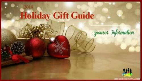 Sponsor Information for our 2018 Holiday Gift Guide #GiftGuide #Sponsor #Promotion #Christmas #Holiday #Business #Gift #Gifts