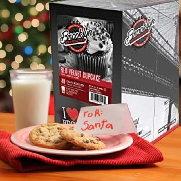Santa's Super Stocking Stuffer Red Velvet Coffee Giveaway! Ends 11/27