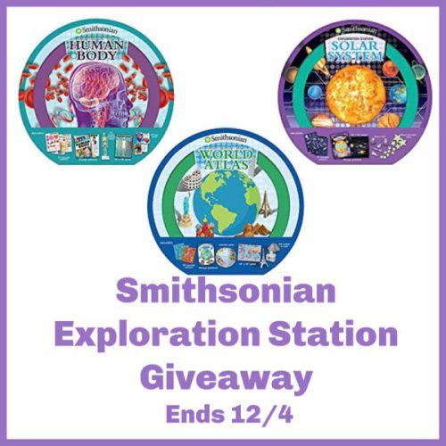 One lucky reader will #Win a Smithsonian Exploration Station to put under their Christmas tree when this #Holiday #Gift Guide #Giveaway ends 12/4. #SMGN #GiftGuide #Win #Winit #Sweeps #ContestAlert #GiveawayAlert #Prize #Christmas