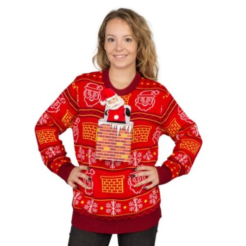 One lucky reader will #win an Ugly Christmas Sweater when this #Holiday #Giveaway ends 12/25. #SMGN #GiftGuide #Winit #Sweeps #ContestAlert #GiveawayAlert #Prize #Free #Gift #Christmas #UglyXmas