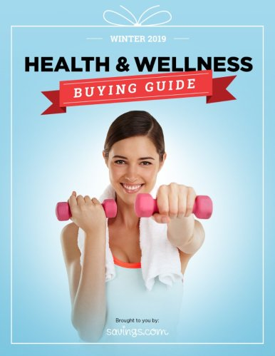 2019 HEALTH & WELLNESS BUYING GUIDE - From cardio, weight training, and resistance workout gear to the latest fitness accessories like smart watches, wireless sports headphones, and fitness tracking devices these items will help you with your health & wellness journey.
