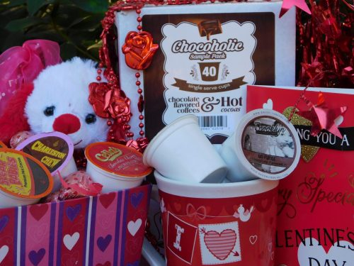 Chocoholic Valentine Giveaway