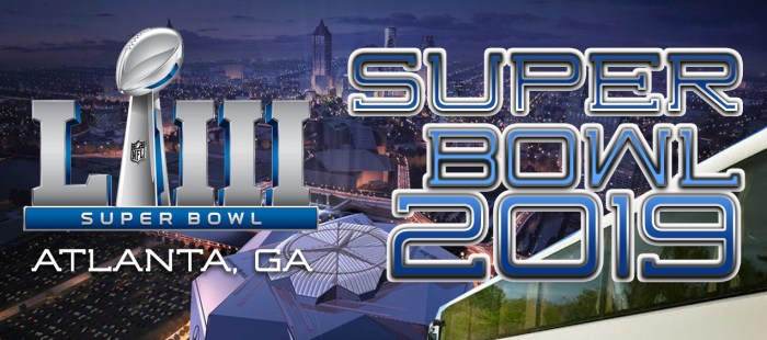 NFL Super Bowl LIII 2019 Atlanta GA - What You Need To Get SUPER BOWL Ready! Check out these Party Tips and Ideas for Hosts and Guests. #SuperBowlLIII #SuperBowl #SuperBowl53 #PartyTips #PartyIdeas #Football #FootballParty #SuperBowlParty #NFL