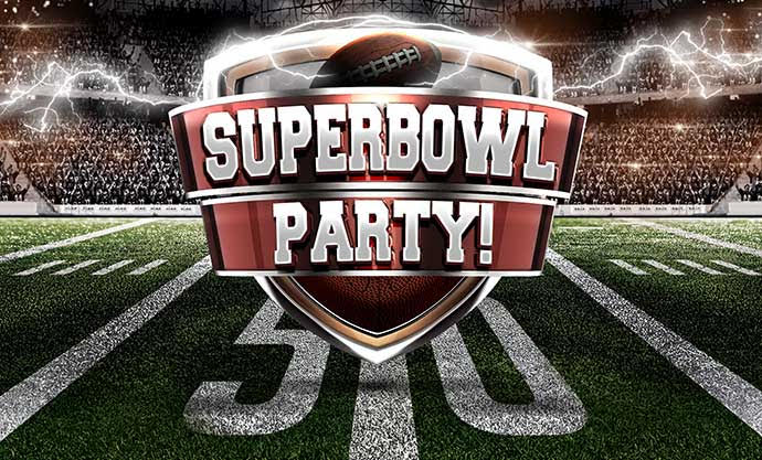 How To Throw a NFL Super Bowl Party - What You Need To Get SUPER BOWL Ready! Check out these Party Tips and Ideas for Hosts and Guests. #SuperBowlLIII #SuperBowl #SuperBowl53 #PartyTips #PartyIdeas #Football #FootballParty #SuperBowlParty #NFL